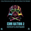 EDM Nation 2 mixtape cover art