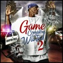Game - Comptons Most Wanted 2 mixtape cover art