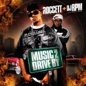 Roccett - Music 2 Drive By mixtape cover art