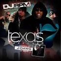 Texas Takeover 7 mixtape cover art