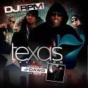 Texas Takeover 7 mixtape cover art