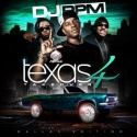 The Texas Takeover 4 (Dallas Edition) mixtape cover art