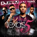The Texas Takeover 5 mixtape cover art