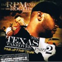 The Texas Takeover, Pt. 2 mixtape cover art