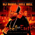 Hell Rell - Hell On Earth mixtape cover art