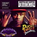 Ducky Smallz - Duck Tale's (Chopped Not Slopped) mixtape cover art