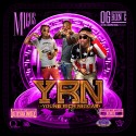 Migos - YRN (Chopped Not Slopped) mixtape cover art