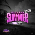 Wolfie Takes Over The Summer (Chopped Not Slopped) mixtape cover art
