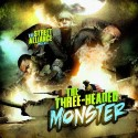 The Three Headed Monster mixtape cover art