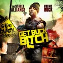 Young Buck - Buck The World mixtape cover art