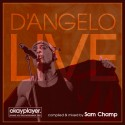 D'Angelo Live mixtape cover art