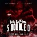 Butta Da Prince - 5 Double O mixtape cover art