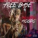Huncho Hoodo - Free Base mixtape cover art