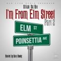 Slick Da'Ru - I'm From Elm Street 2 mixtape cover art