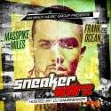 Masspike Miles & Frank Ocean - Sneaker Warz mixtape cover art