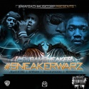 #SneakerWarz mixtape cover art