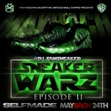 #SneakerWarz 2 mixtape cover art