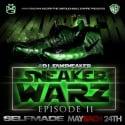 #SneakerWarz 2 mixtape cover art