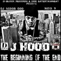 J-Hood - The Beginning of the End mixtape cover art