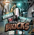 Redman - Live from the Bricks mixtape cover art