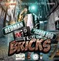 Redman - Live from the Bricks mixtape cover art