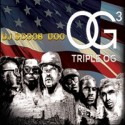 Triple OG Soundtrack mixtape cover art