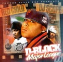 D-Block - Major League mixtape cover art
