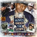 Makin Moves Under Da Scope mixtape cover art