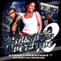 Streetsweepers Presents: R&B Overdrive 2 mixtape cover art