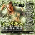 R&B Overdrive, Part 10 mixtape cover art