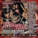 R&B Overdrive, Part 11 mixtape cover art