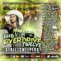 R&B Overdrive, Part 12 mixtape cover art