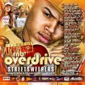 R&B Overdrive 9 mixtape cover art