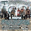 Street Certified 10 (Hosted by A-Mafia) mixtape cover art