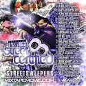 Street Certified, Vol. 8 mixtape cover art