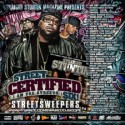 Street Certified, Part 6 mixtape cover art