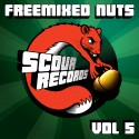 Freemixed Nuts 05 mixtape cover art
