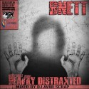 B-Nett - Heavily Distraxted mixtape cover art