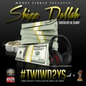 Shizz Dollah - TWIWD2YS mixtape cover art