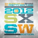 2012, Vol. 3 (SXSW Edition) mixtape cover art