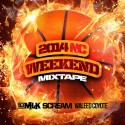 2014 NC Weekend Mixtape mixtape cover art