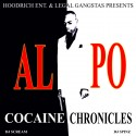 Alpo - Cocaine Chronicles mixtape cover art