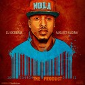August Alsina - The Product mixtape cover art