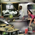 BA - Dopeology mixtape cover art