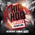 BET Hip Hop Awards Mixtape 2015 mixtape cover art