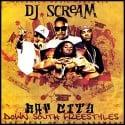 BET Rap City (Down South Freestyles) mixtape cover art