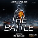 The Battle mixtape cover art