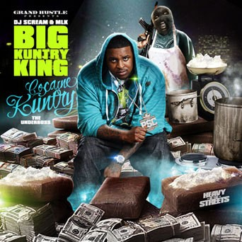 Big Kuntry King - Cocaine Kuntry