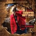 Bino - Trappin Aint Dead mixtape cover art