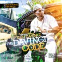 Bleu Da Vinci - The Davinci Code mixtape cover art